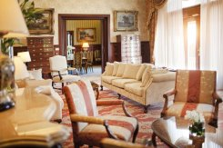 LuxeGetaways - Luxury Travel - Luxury Travel Magazine - Luxe Getaways - Luxury Lifestyle - Luxury Villa Rentals - Villas with Forever Views - Luxe Villas - Luxury Rentals - Croatia - Villa Sheherezade - Dubrovnik - Living Room