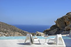 LuxeGetaways - Luxury Travel - Luxury Travel Magazine - Luxe Getaways - Luxury Lifestyle - Luxury Villa Rentals - Villas with Forever Views - Luxe Villas - Luxury Rentals - Greece - Aetos - Mylopotas - Island of Ios - Cyclades - Pool and View