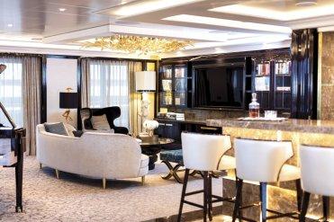 LuxeGetaways - Luxury Travel - Luxury Travel Magazine - Luxe Getaways - Luxury Lifestyle - Luxury Cruise - Mediterranean Cruises - Regent Seven Seas Cruises - RSSC - Luxury Cruising - Regent Suite