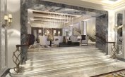 LuxeGetaways - Luxury Travel - Luxury Travel Magazine - Luxe Getaways - Luxury Lifestyle - Grand Hotel Kempinski Riga - Kempinski - Lobby