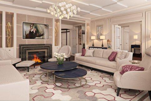 LuxeGetaways - Luxury Travel - Luxury Travel Magazine - Luxe Getaways - Luxury Lifestyle - Grand Hotel Kempinski Riga - Kempinski - Presidential Suite
