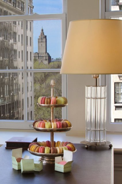 LuxeGetaways - Luxury Travel - Luxury Travel Magazine - Luxe Getaways - Luxury Lifestyle - The Mark Hotel New York City - Five Bedroom Terrace Suite - Madison Avenue - Luxury Hotel - NYC - Amenities - Afternoon Tea