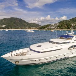 LuxeGetaways - Luxury Travel - Luxury Travel Magazine - Luxe Getaways - Luxury Lifestyle - Yacht - Superyacht - Phuket - Kata Rocks - Kata Rocks Superyacht Rendezvous - KRSR