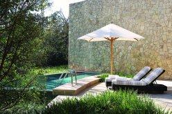LuxeGetaways - Luxury Travel - Luxury Travel Magazine - Luxe Getaways - Luxury Lifestyle - Saxon Hotel Villas and Spa - Johannesburg South Africa - pool