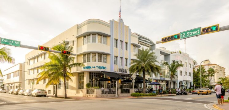 LuxeGetaways - Luxury Travel - Luxury Travel Magazine - Luxe Getaways - Luxury Lifestyle - The Marlin Hotel - South Beach - Miami Florida - Art Deco Design