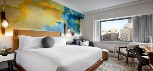 LuxeGetaways - Luxury Travel - Luxury Travel Magazine - Luxe Getaways - Luxury Lifestyle - Fairmont Hotels, Montreal - The Fairmont Queen Elizabeth - Queen E Luxury Hotel