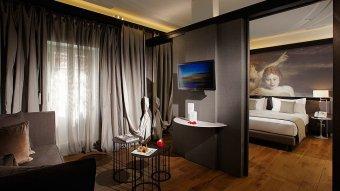 LuxeGetaways - Luxury Travel - Luxury Travel Magazine - Luxe Getaways - Luxury Lifestyle - Italy Feature - Italy - Hotel Gran Melia Rome