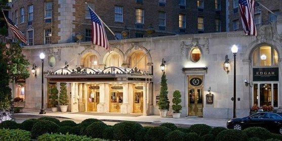 LuxeGetaways - Luxury Travel - Luxury Travel Magazine - Luxe Getaways - Luxury Lifestyle - The Mayflower Hotel - Washington DC, Autograph Collection - Marriott International - Grooming Lounge - Hotel Amenities