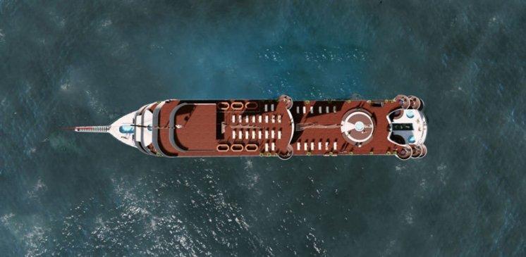LuxeGetaways - Luxury Travel - Luxury Travel Magazine - Luxe Getaways - Luxury Lifestyle - President Cruises - Asia Cruises, Cruising