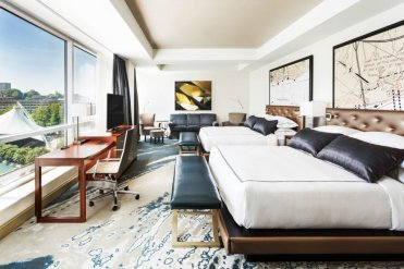 LuxeGetaways - Luxury Travel - Luxury Travel Magazine - Luxe Getaways - Luxury Lifestyle - The Tennessean Hotel -Knoxville Tennessee