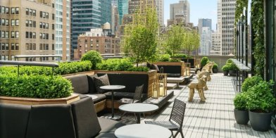 LuxeGetaways - Luxury Travel - Luxury Travel Magazine - Luxe Getaways - Luxury Lifestyle - Wellness Travel - Spa Travel - Luxury Travel - AC Hotel New York Times Square - Marriott Hotels - Manhattan