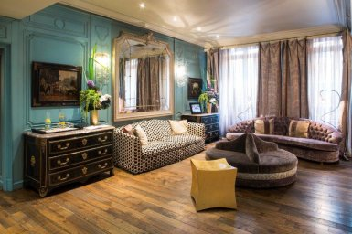 LuxeGetaways - Luxury Travel - Luxury Hotels - Castille Paris, Italian hoteliers Starhotel Collezione