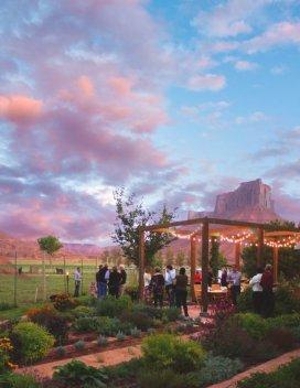 LuxeGetaways - Luxury Travel - Luxury Travel Magazine - Luxe Getaways - Luxury Lifestyle - Sorrel River Ranch Resort & Spa - Moab - Garden Series - Chef - Alex Seidel
