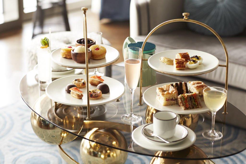 Enjoying a Fancy Tea Experience in London - LuxeGetaways