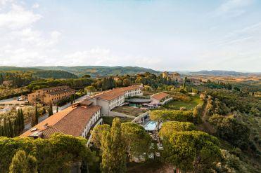 LuxeGetaways - Luxury Travel - Luxury Travel Magazine - Luxe Getaways - Luxury Lifestyle - Tuscany Golf Resort - Luxury Tuscany Resort - Toscana Resort Castelfalfi