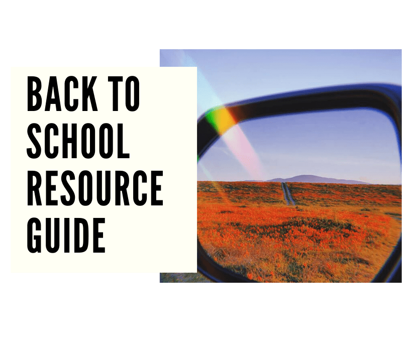 Adaptable #1 Back To School Resource Guide