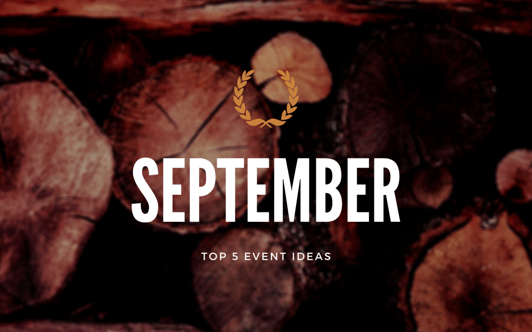 How To Host 5 Stellar Post COVID-19 Fall Resident Events For Your Community In September 2020