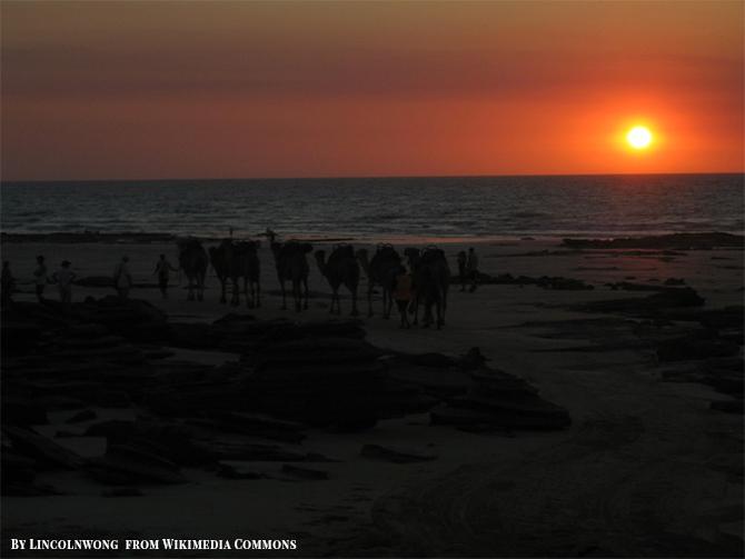 Stunning Beach Destination in Australia - Cable Beach