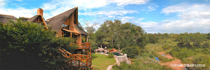 Lukimbi Safari Lodge in Kruger National Park