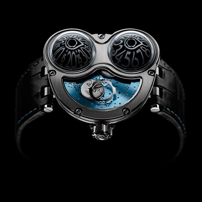 Moon Machine Ti Face - Maximilian Büsser