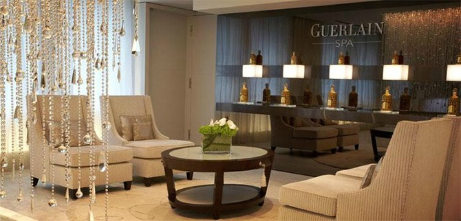 The Guerlain Spa ??? A Tranquil Retreat for Your Senses