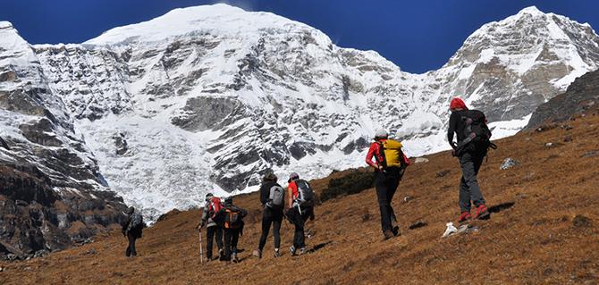 The Snowman Trek - Bhutan