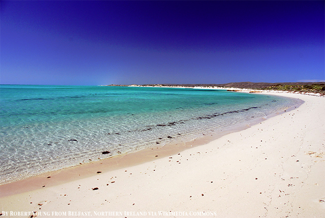 Stunning Beach Destination in Australia - Turquoise Bay