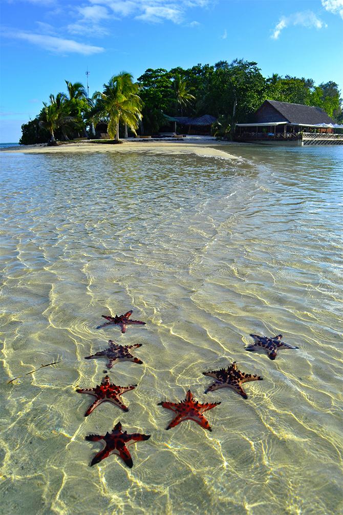 Vanuatu; An archipelago of 83 islands