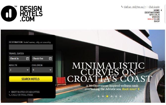 designhotels.com