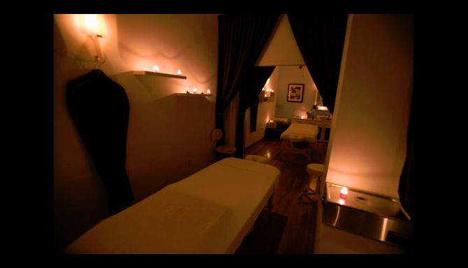 Ohm Spa ??? Calming Treatments in a Chic Setting