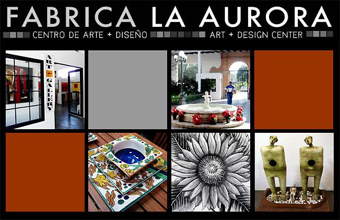 Fabrica La Aurora in San Miguel de Allende
