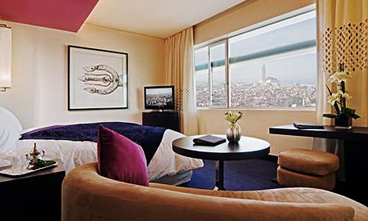 Sofitel Casablanca luxury hotel in Morrocco