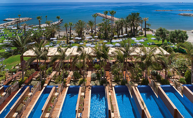 Amathus Beach Hotel in Limassol Cyprus 13