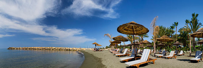 Amathus Beach Hotel in Limassol Cyprus 2
