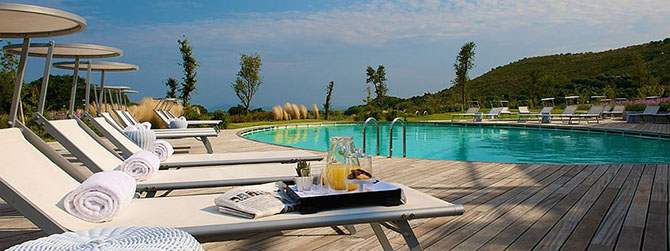 The Argentario Resort???s Espace Spa