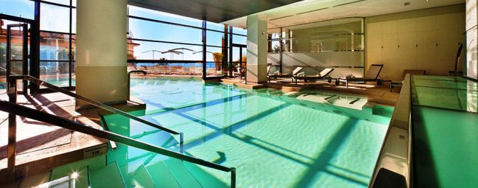 Best Spas in Cannes Radisson Blu Les Thermes Marins Thalasso & Spa