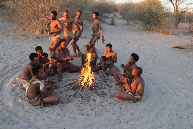 De Graaff Grassland Bushman Lodge A Lavish Retreat in Central Kalahari 1