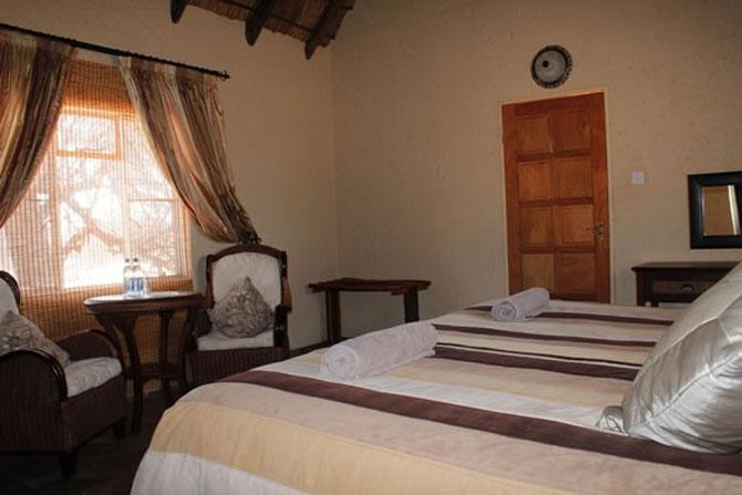 De Graaff Grassland Bushman Lodge A Lavish Retreat in Central Kalahari 7