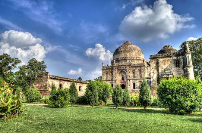 Delhi A Travel Destination Lodi Gardens