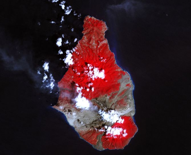 Discovering the Volcanic Nature of St Lucia Volcano