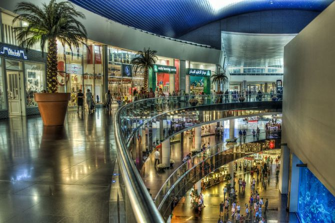 Exclusive Shopping Experience at The Dubai Mall 1