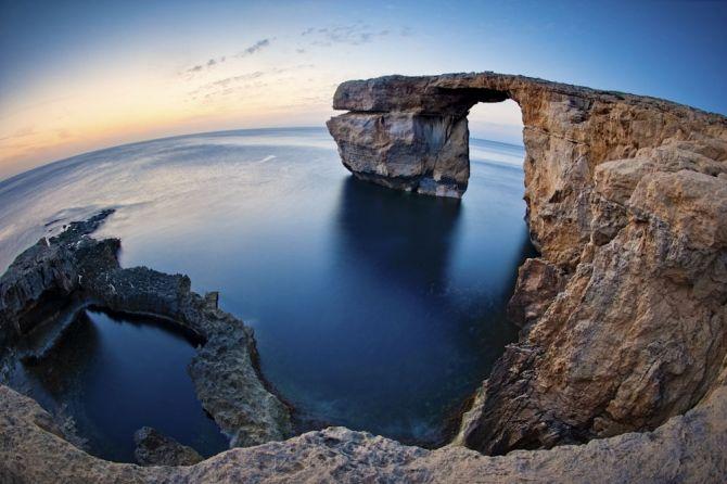 Explore Malta Nautical Charm Azure Window