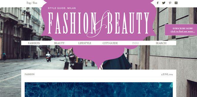 Fashion&Beauty Milan 1