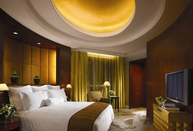 Five Luxury Hotels in Hong Kong Langham Place 2