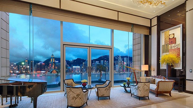 Five Luxury Hotels in Hong Kong The Peninsula 2