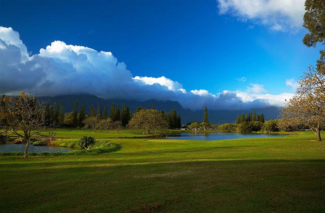 Hawaiian Islands A Golfers Paradise Kauai