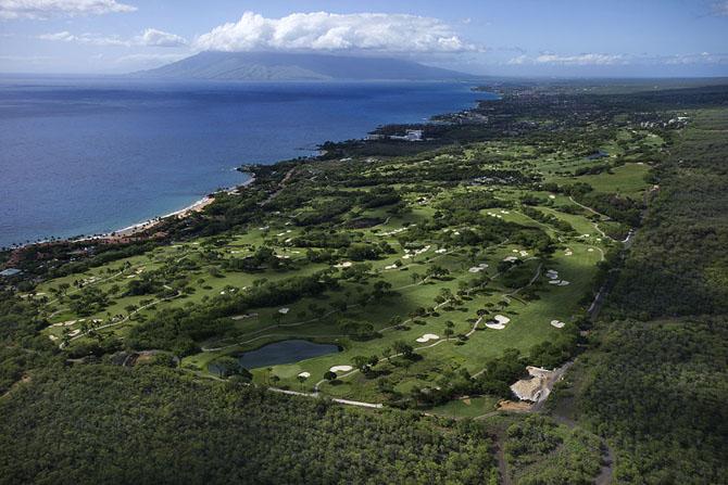 Hawaiian Islands A Golfers Paradise Maui