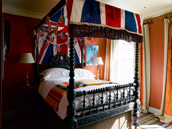 Hip Hotel in London The Zetter Townhouse 2
