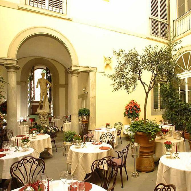 IC Bellagio top restaurants in Florence 7