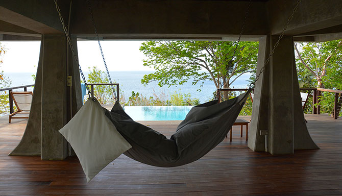 Secret Bay Tree House in Dominica